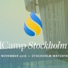 WordCamp Stockholm 2016
