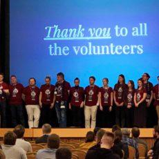 Thank you for all the volunteers at WordCamp Nordic!