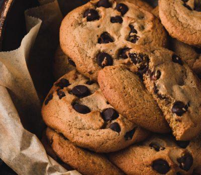 Cookies! Photo by Mae Mu on Unsplash
