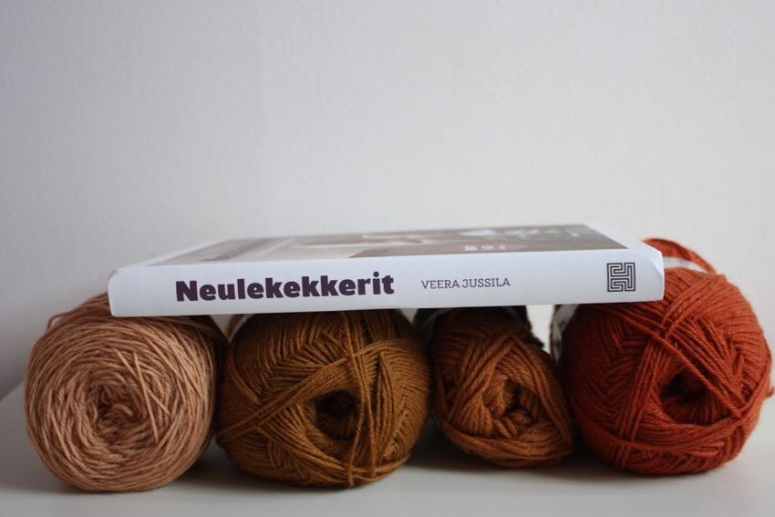 Neulekekkerit book written by Veera Jussila