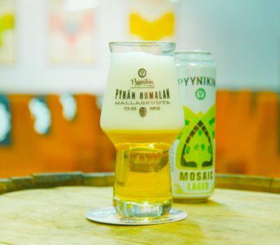 Pyynikin Brewery Mosaic Lager